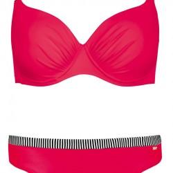 Червен бански костюм от две части S940 M7 V2