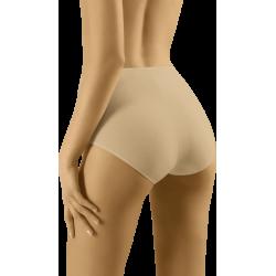 Памучни бикини в бежов цвят Tahoo Maxi