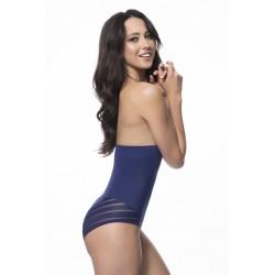 Моделиращи бикини с висока талия в черен цвят