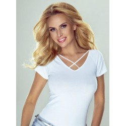 Бяла тениска Active Rene