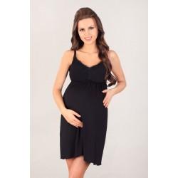 Нощница за бременни и кърмачки 3025