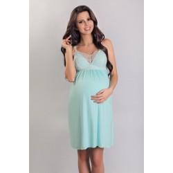 Нощница за бременни и кърмачки 3065