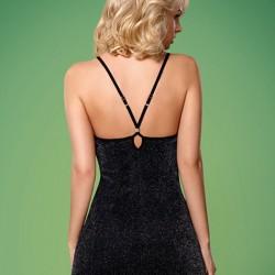 Еротична рокля с прашки 824-DRE-1