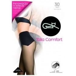 Луксозните чорапогащи в черен цвят Comfort Talia 30 DEN