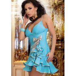 Секси мини рокля с прашки Caprice