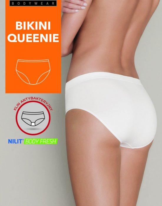Безшевени бикини в бял цвят Queenie, Gatta Bodywear, Бикини - Modavel.com