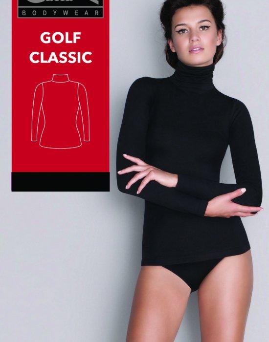Дамско поло в бял цвят, Gatta Bodywear, Блузи / Топове - Modavel.com