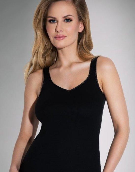 Дамски потник в черен цвят Tola, Eldar, Блузи / Топове - Modavel.com