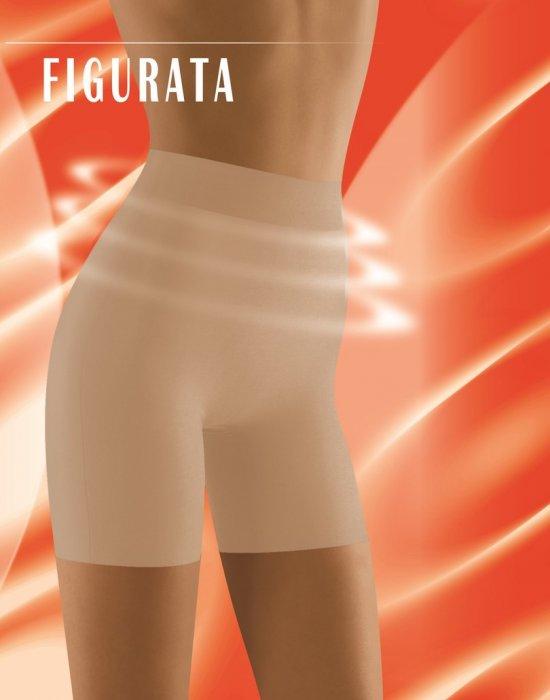 Моделиращ клин в бежов цвят Figurata, Wolbar, Моделиращо - Modavel.com