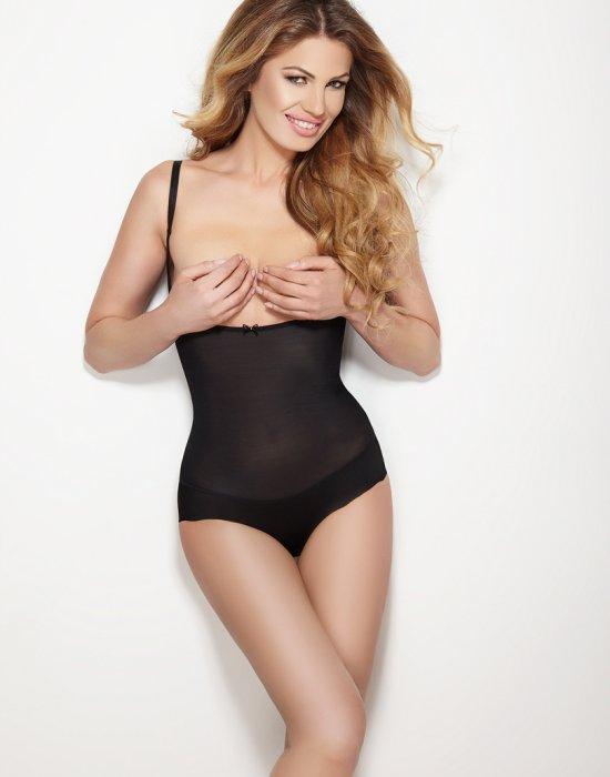 Моделиращо боди прашка в черно Glam Body String, Mitex, Бодита - Modavel.com