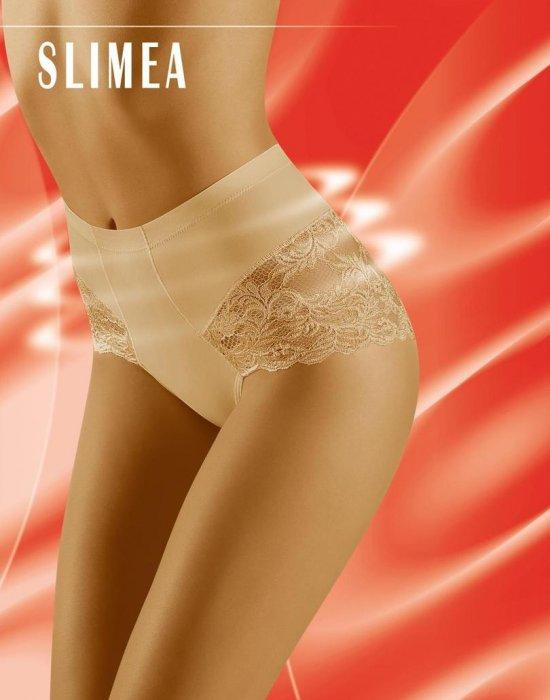 Моделиращи бикини в бежов цвят Slimea, Wolbar, Бикини - Modavel.com