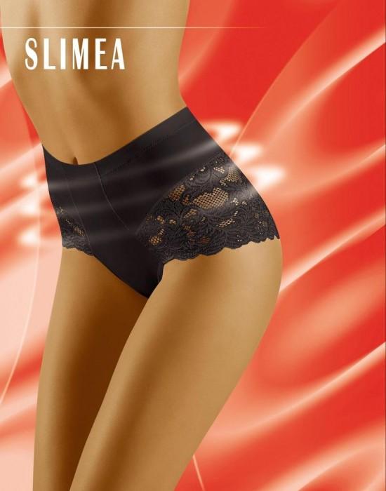 Моделиращи бикини в черен цвят Slimea, Wolbar, Бикини - Modavel.com