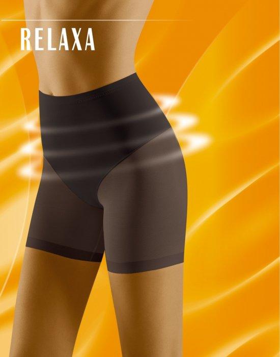 Моделиращи клин-бикини в черно Relaxa, Wolbar, Моделиращо - Modavel.com
