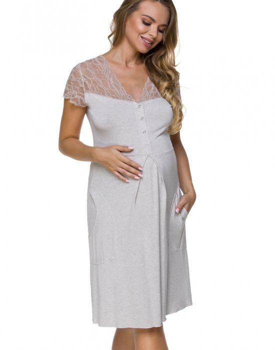 Нощница за бременни  и кърмещи жени 3127