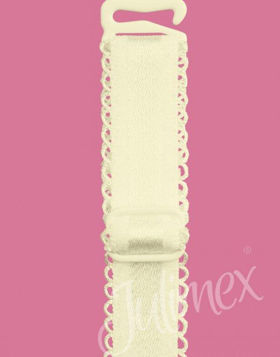 Презрамки за сутиен в цвят екрю, Julimex, Еротични - Modavel.com