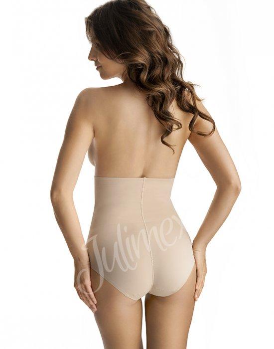 Моделиращи бикини с висока талия в телесен цвят, Julimex, Бикини - Modavel.com