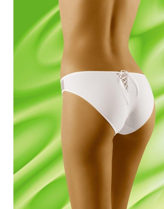 Гладки бикини в бял цвят Cler, Wolbar, Бикини - Modavel.com