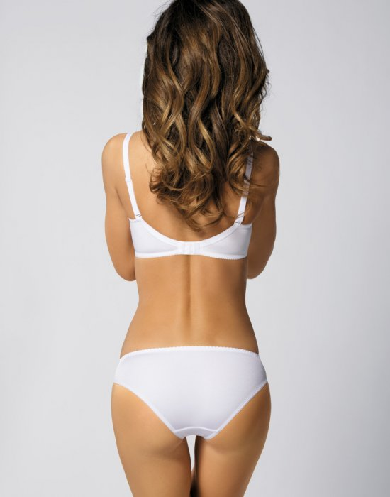 Бели бикини Yvette/f, Gorteks, Бикини - Modavel.com
