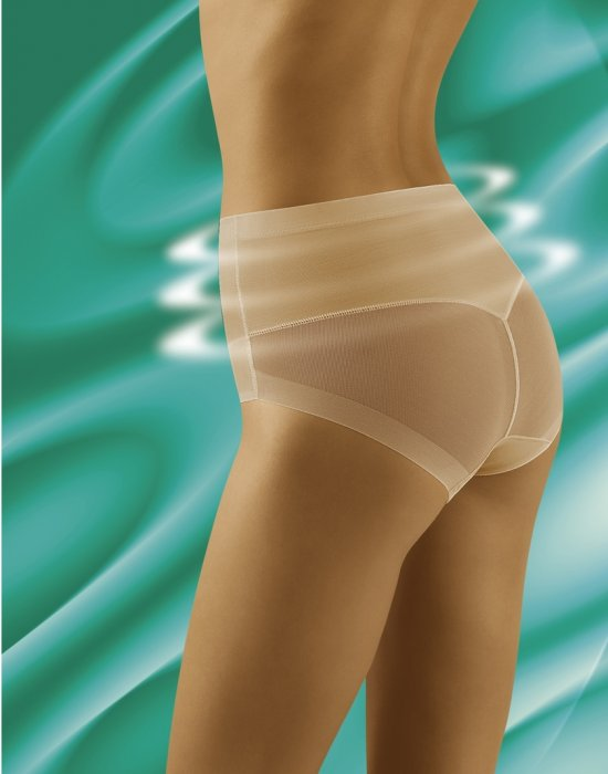 Моделиращи бикини с висока талия Uniqata, Wolbar, Бикини - Modavel.com