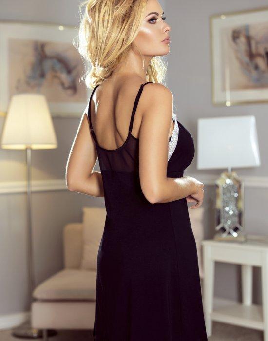 Нощница в черен цвят Gina, Eldar, Нощници - Modavel.com