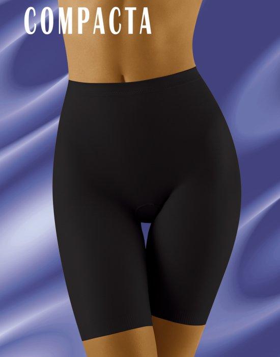 Оформящи дамски бикини-клин в черно Compacta, Wolbar, Бикини - Modavel.com