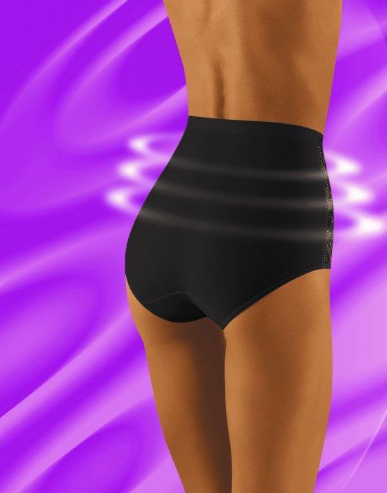 Моделиращи бикини в черен цвят Eleganta, Wolbar, Бикини - Modavel.com