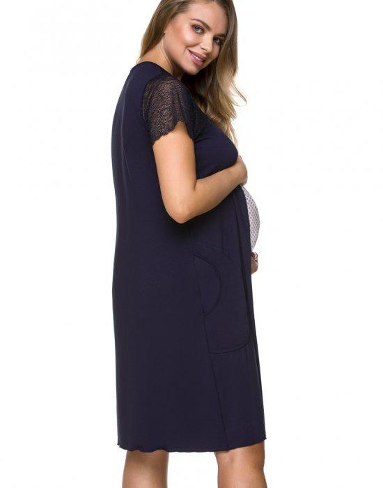 Нощница за бременни  и кърмещи жени 3119