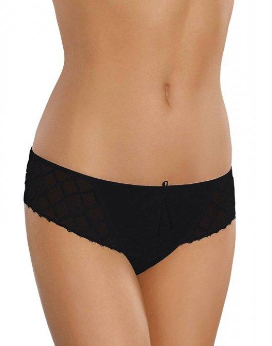 Бикини с дантела в черен цвят Celine 158, Gabidar, Бикини - Modavel.com