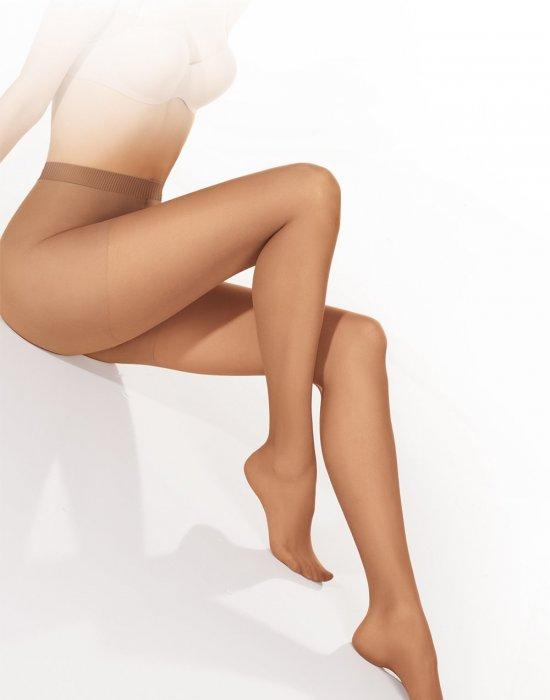 Чорапогащи Comfort Style в опушен цвят 20 DEN GRIGIO, Gatta, Чорапогащи - Modavel.com