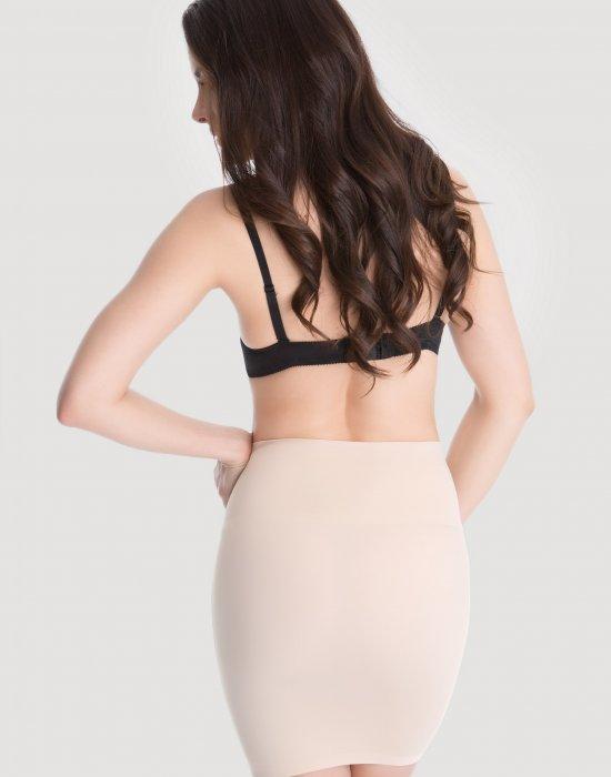 Моделираща пола в телесен цвят, Julimex, Моделиращо - Modavel.com