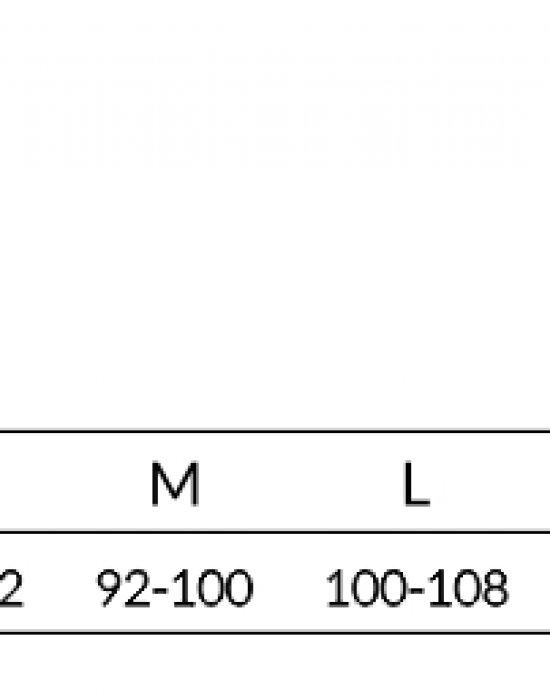Моделиращ клин в черен цвят, Julimex, Моделиращо - Modavel.com
