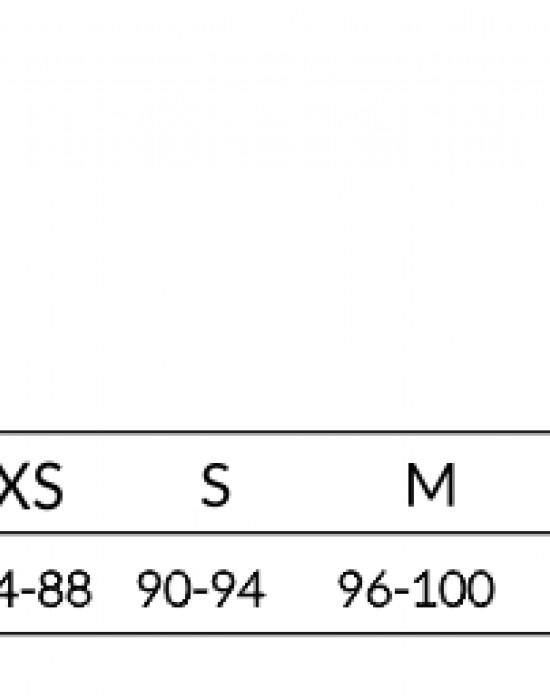 Моделиращо боди с отворен бюст 219, Julimex, Бодита - Modavel.com