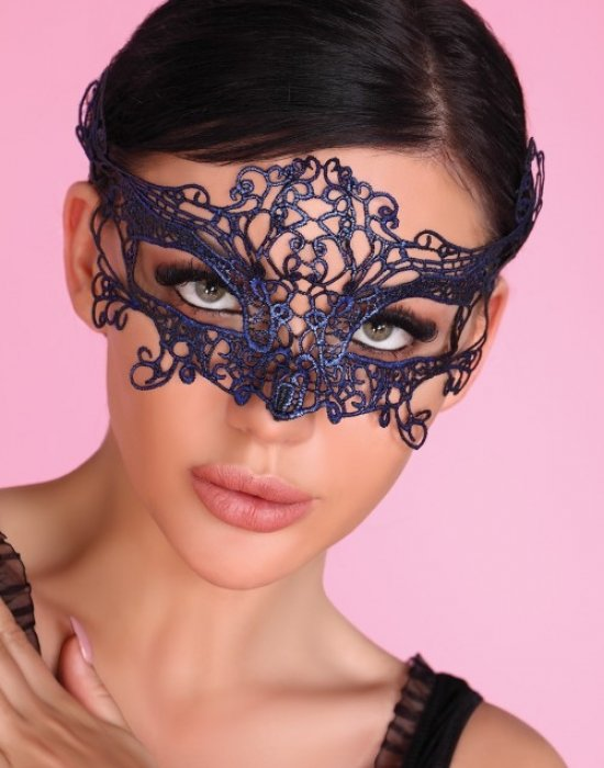 Еротична дантелена маска, LivCo Corsetti Fashion, Еротични - Modavel.com