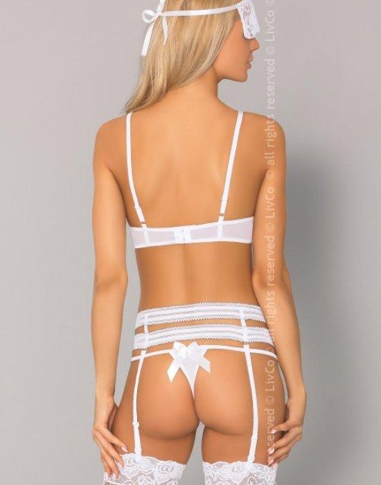 Секси комплект от пет части Sameera, LivCo Corsetti Fashion, Комплекти - Modavel.com
