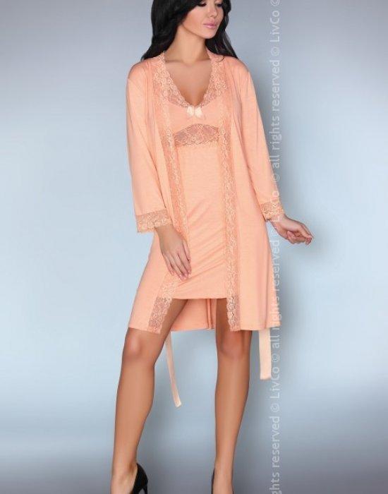 Секси комплект от две части Shirleena, LivCo Corsetti Fashion, Секси Халати - Modavel.com