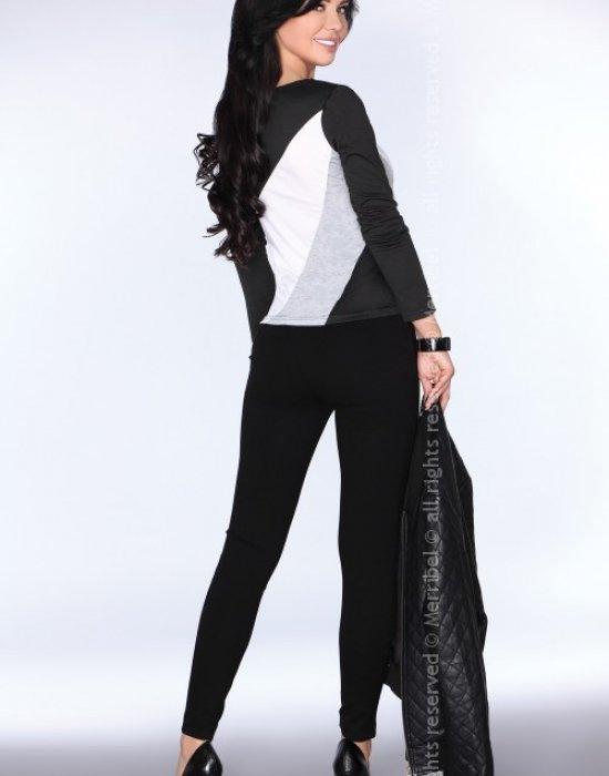 Дамска блуза в черен цвят CG032, Merribel, Блузи / Топове - Modavel.com