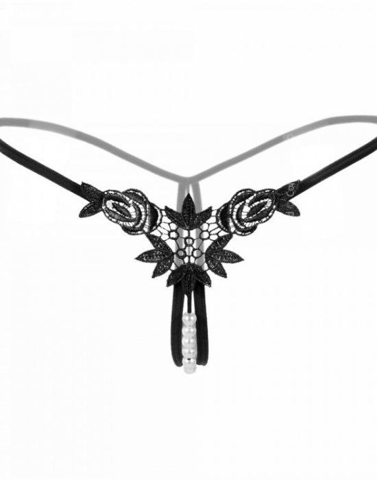 Еротични прашки в черен цвят Chenda, CoFashion, Прашки - Modavel.com