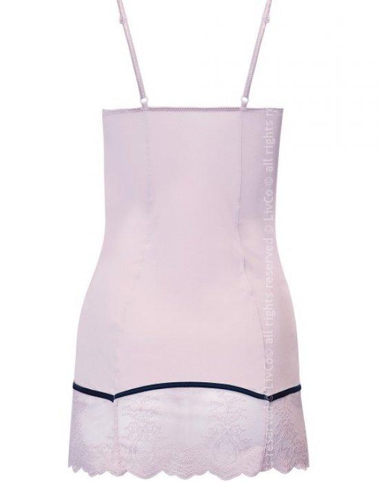 Еротична нощница с прашки Stephanie, LivCo Corsetti Fashion, Комплекти - Modavel.com