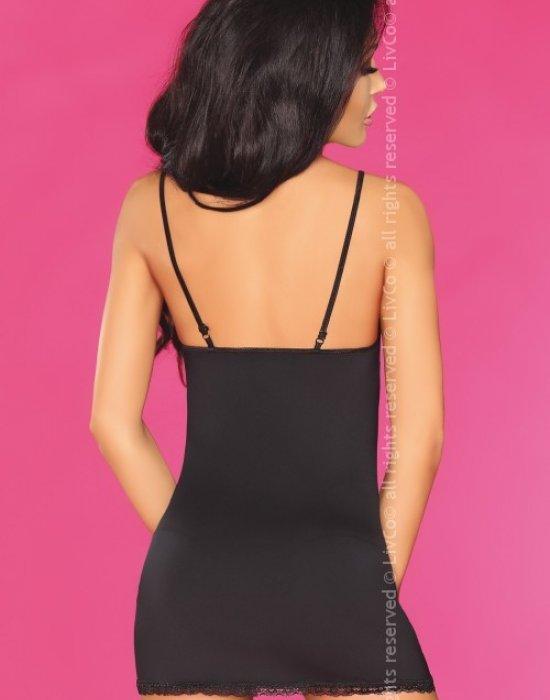 Еротична нощница с бикини Martha, LivCo Corsetti Fashion, Комплекти - Modavel.com