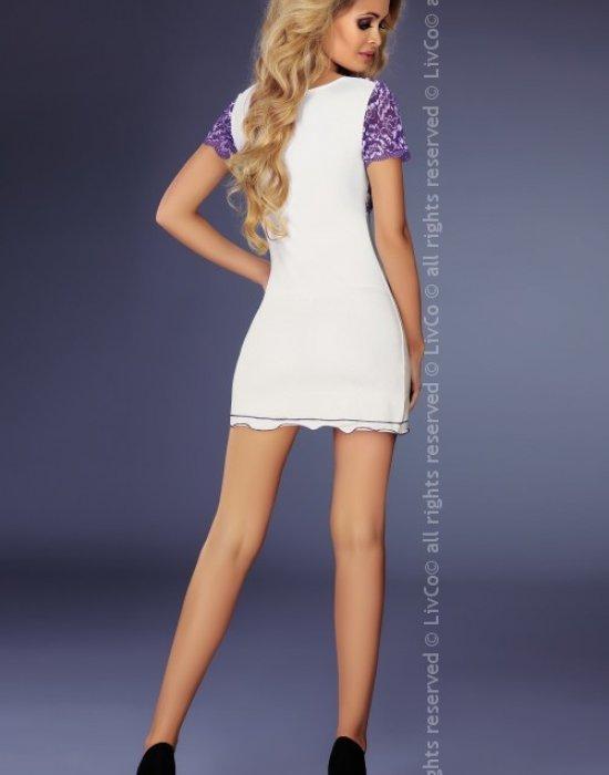 Секси нощница с прашки Trudy, LivCo Corsetti Fashion, Комплекти - Modavel.com