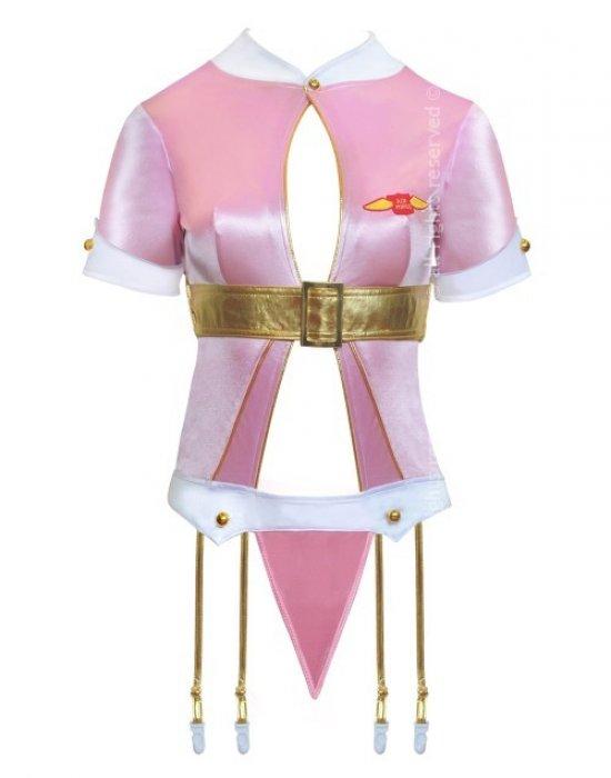 Секси костюм на стюардеса Gedala, LivCo Corsetti Fashion, Костюми - Modavel.com