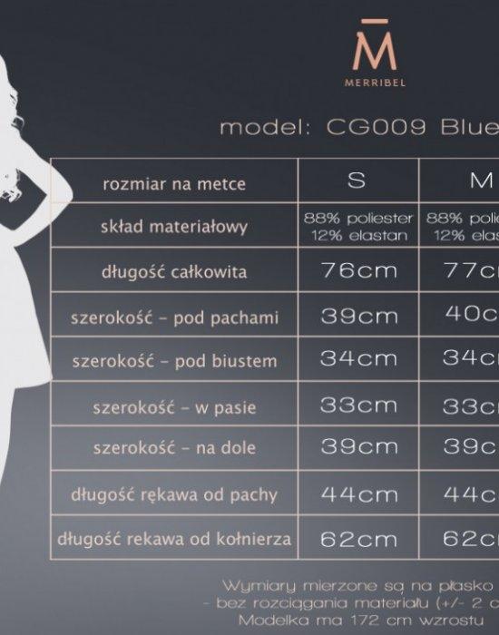 Дамска туника с дълъг ръкав CG009, Merribel, Туники - Modavel.com