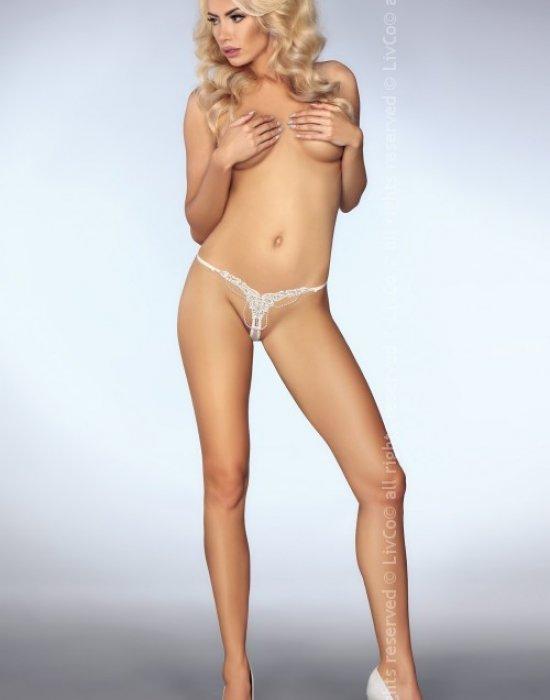 Еротични прашки с мъниста Deborah, LivCo Corsetti Fashion, Прашки - Modavel.com