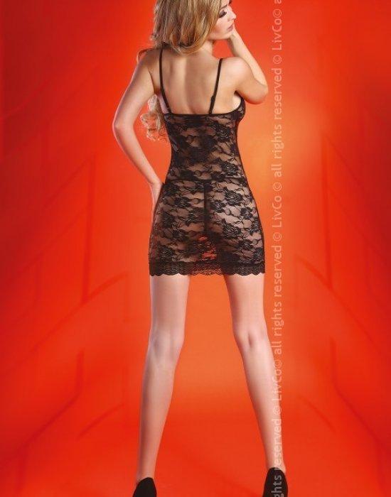 Секси нощница с прашки Jenay, LivCo Corsetti Fashion, Комплекти - Modavel.com