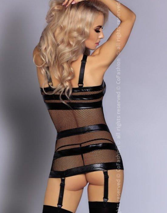 Секси нощница с прашки Veronna, CoFashion, Комплекти - Modavel.com
