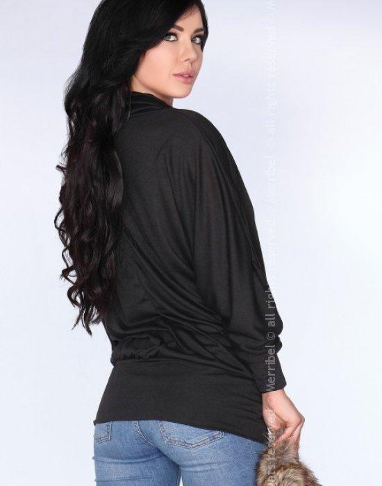 Дамска блуза с прилеп ръкав CG028, Merribel, Блузи / Топове - Modavel.com
