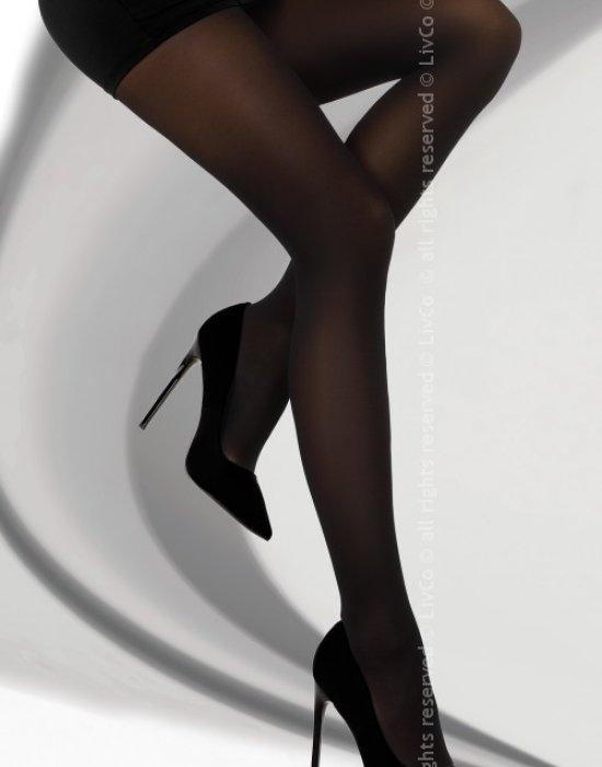 Чорапогащник в черен цвят Clamancea 60 DEN, LivCo Corsetti Fashion, Чорапогащи - Modavel.com