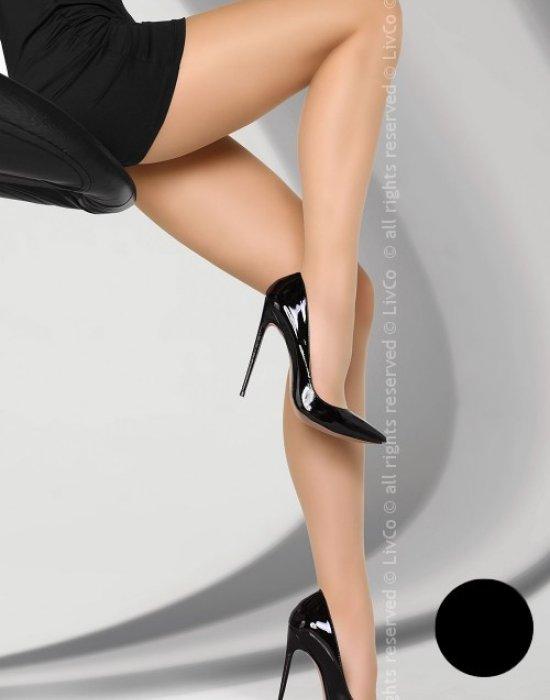 Чорапогащник в черен цвят Subirata 15 DEN, LivCo Corsetti Fashion, Чорапогащи - Modavel.com