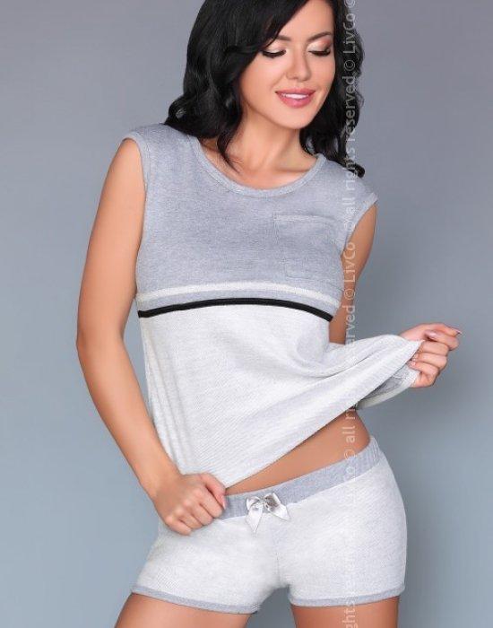 Дамска пижама Wendi, LivCo Corsetti Fashion, Пижами - Modavel.com