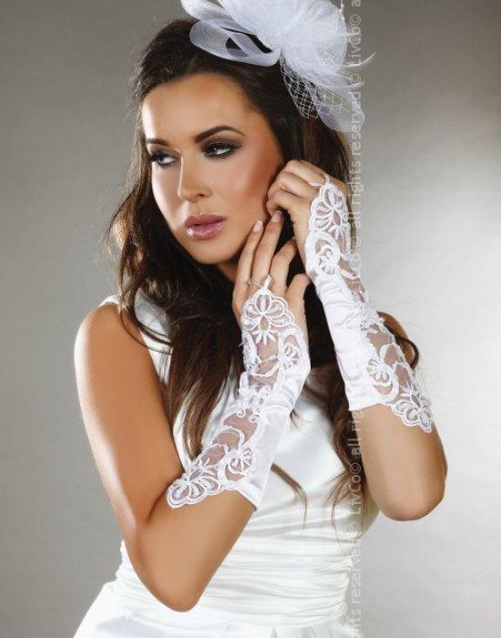 Дантелени булчински ръкавици, LivCo Corsetti Fashion, Еротични - Modavel.com